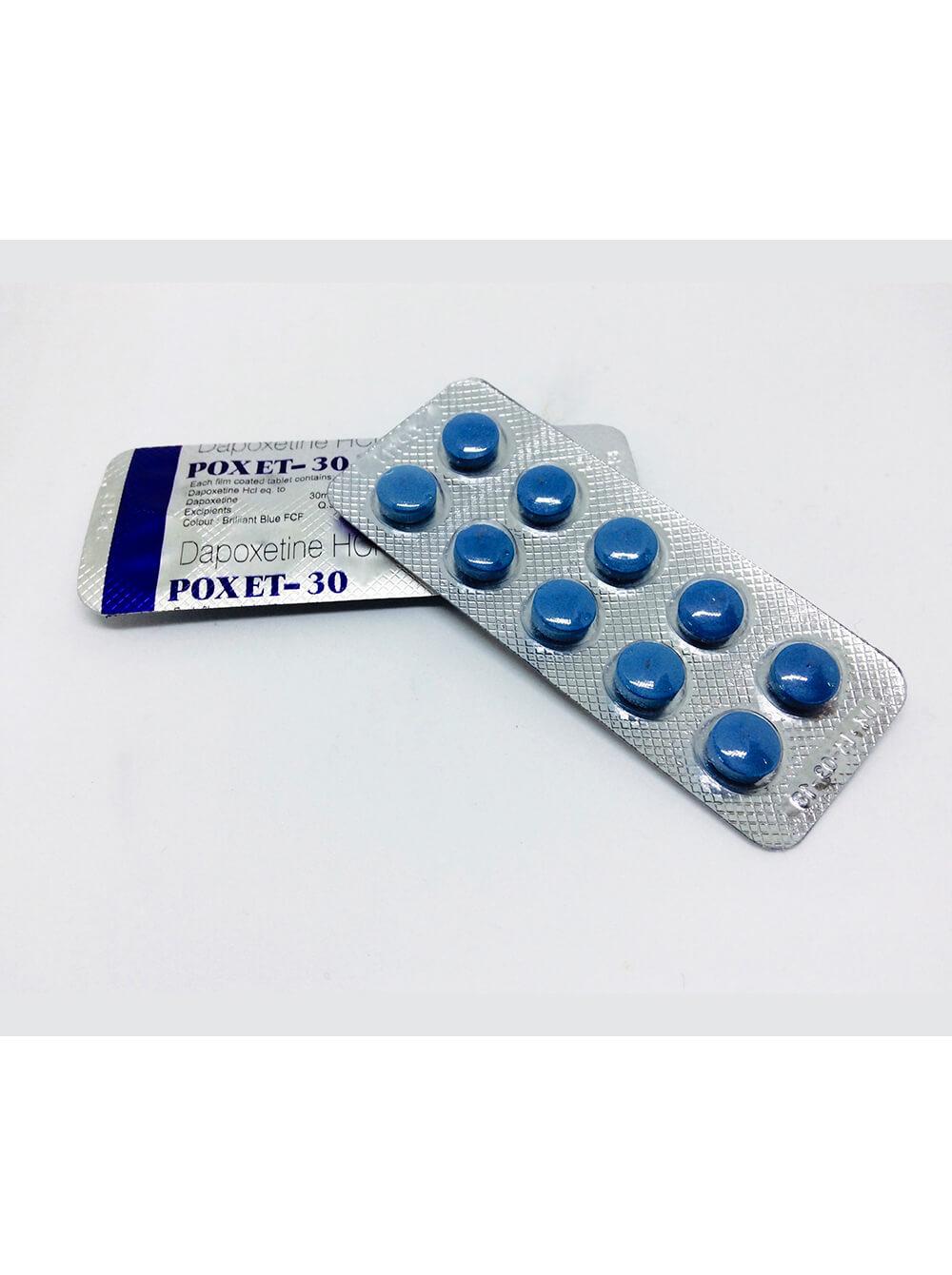 Dapoxetine (Дапоксетин) – инструкция, противопоказания
